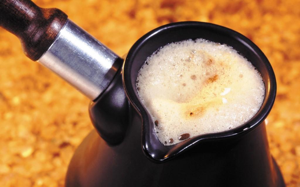 Интересные факты о кофе - приготовление кофе.