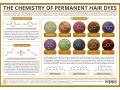 Стойкая краска для волос: состав, химия, применение, последствия