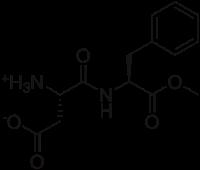 Химическая формула аспартама