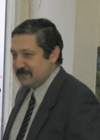Завідувач кафедри С.І. Архієреєв