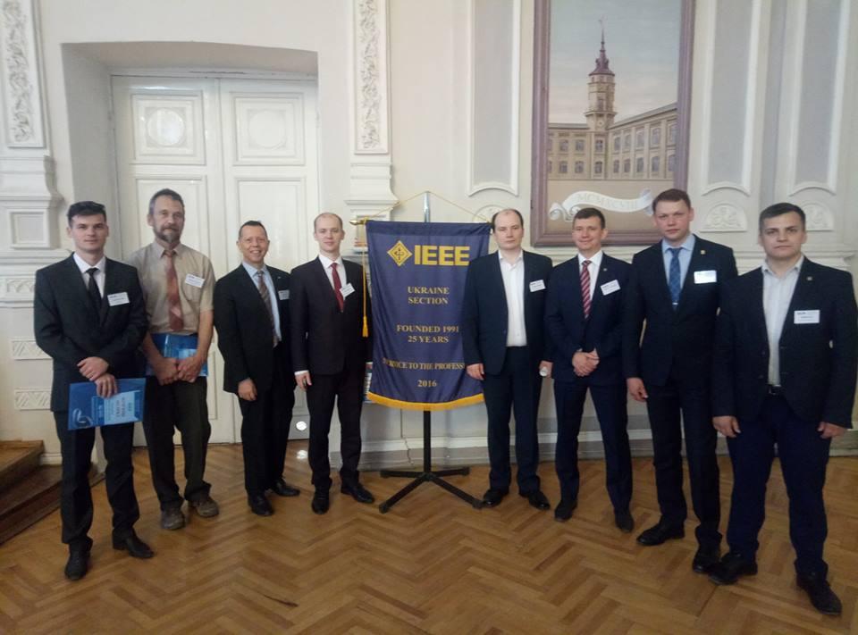 Науковці кафедри взяли участь у Міжнародній конференції