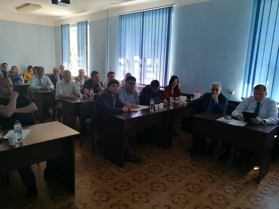 Міжнародний науково-технічний семінар