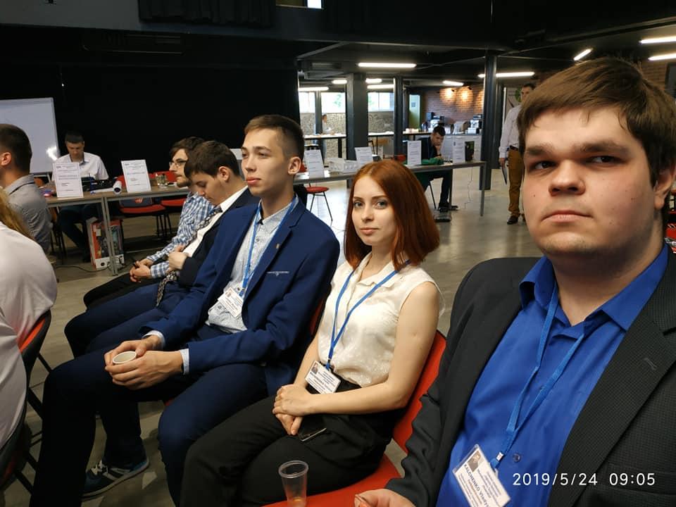 Міжнародний конкурс студентських проектів