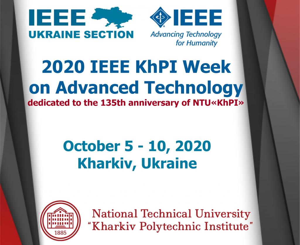 IEEE KhPI Week