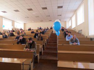 Наши студенты- призёры Всеукраинской студенческой олимпиады  по «Радиотехники»