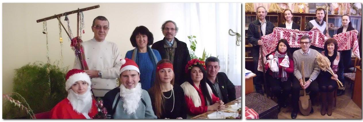Кафедра українознавства, культурології та історії науки