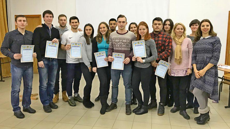 21 декабря 2017 года на кафедре «Физического воспитания» состоялась студенческая научно-методическая конференция