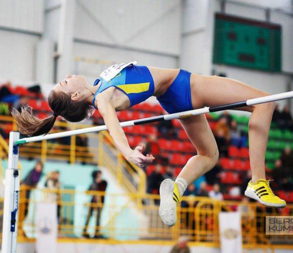 Чемпіонат України з легої атлетики
