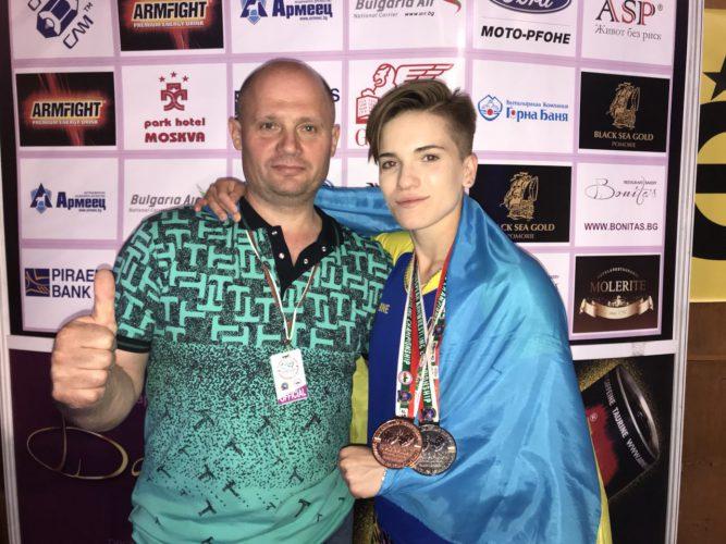 Чемпионат Европы по армрестлингу