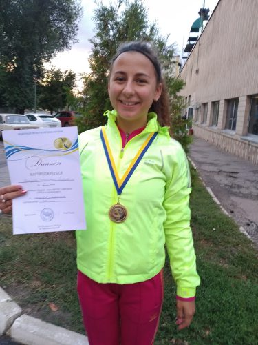 Чемпіонат України з легкої атлетики 2019
