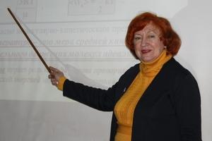 Копач Галина Ивановна