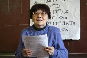 Петренко Лина Георгиевна