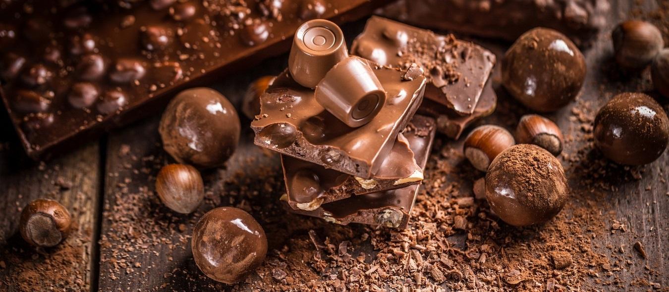 Шоколад та інші приємності