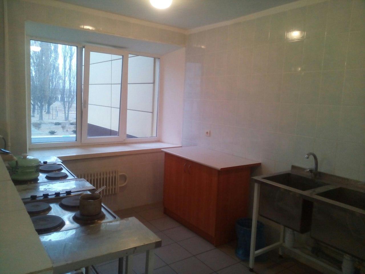 Общежитие. Кухня