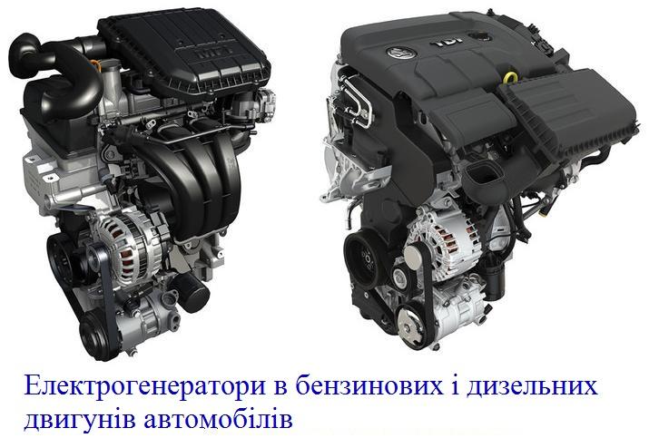 Автомобільний генератор-2