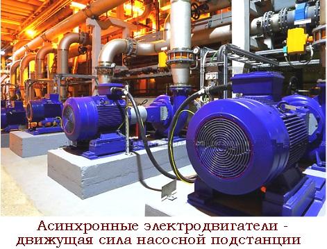 Электродвигатель для насоса-4