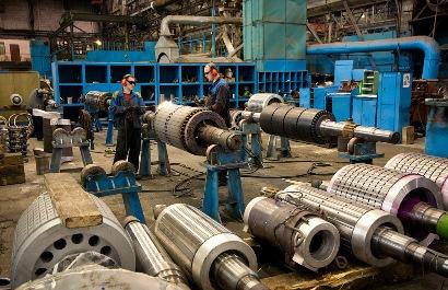 Процесс изготовления роторов электрических машин средней мощности