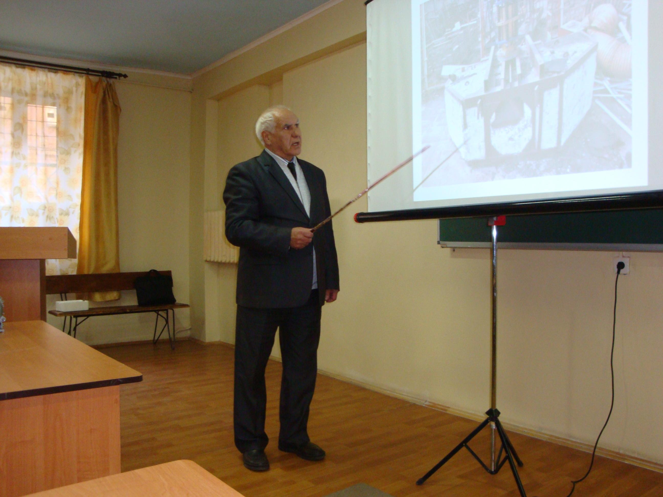 Доц. Голенков Г.М. (КНУСА, Киев)