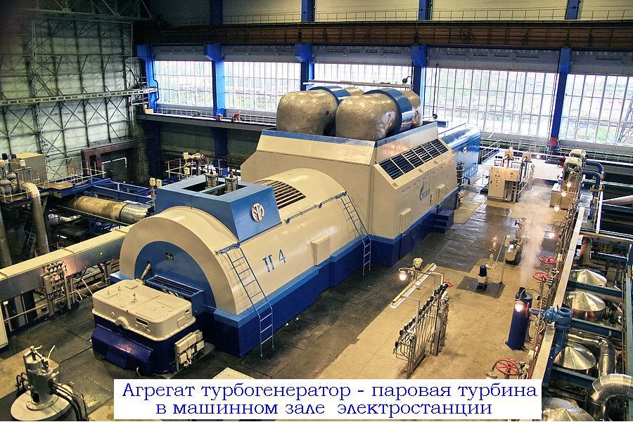 Турбогенератор-1