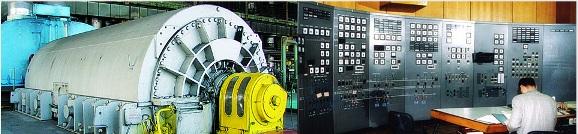 Управління турбогенератором і контроль за його роботою – це складний інтелектуальний праця, що вимагає знань і досвіду роботи фахівця з електричних машин