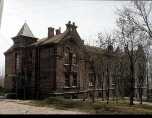 Кафедра на початку ХХ-го сторіччя