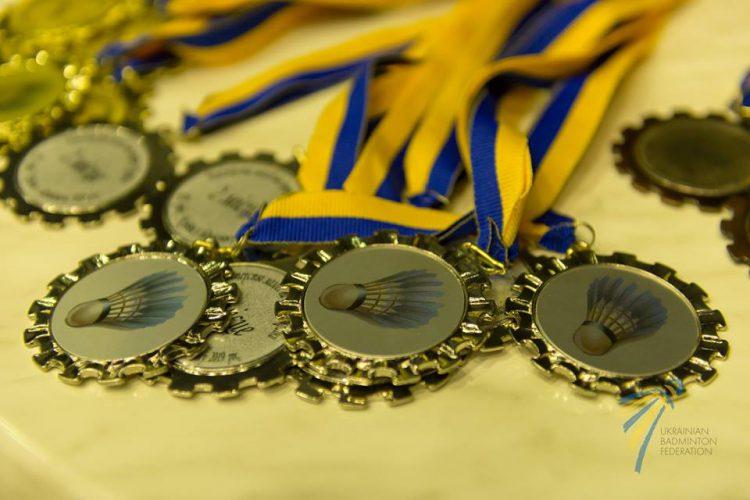 Бадминтонисты ХПИ завоевали Кубок Украины