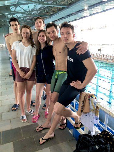 XVI літня Універсіада України з плавання